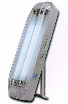 Lampada ricaricabile 10W