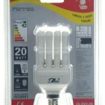 GLF82-20 E14 luce calda