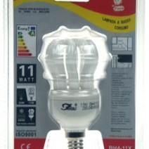 BH4-11X E14 luce calda