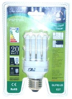 GLF82-20 E27 luce fredda