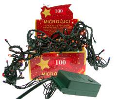 100 Microluci per Interno