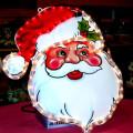 Viso Babbo Natale - Per interno
