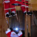 Babbo Natale su Mongolfiera