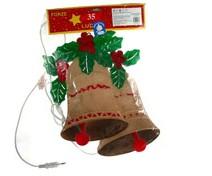 """Decorazioni natalizie  da interno """"Campane"""""""