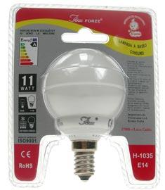 H-1035 E14  luce calda