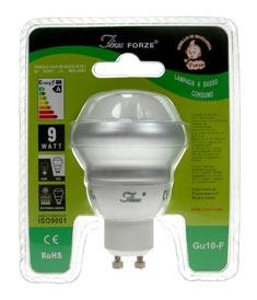 Gu10-F  luce fredda