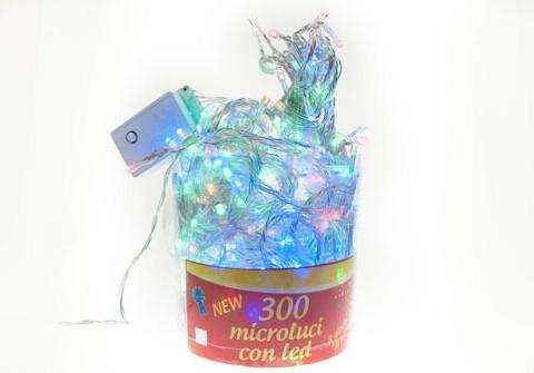 300 Microluci a led