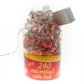 240 Microluci a led