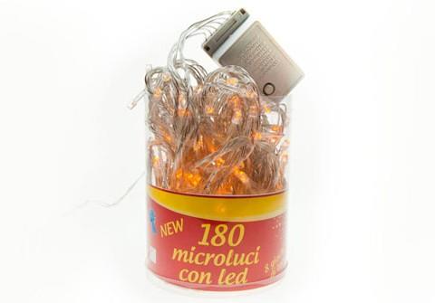 180 Microluci a led
