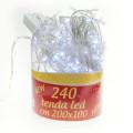 240 Microluci tenda led