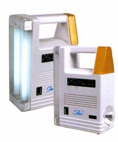 Lampada ricaricabile 6W