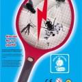 Racchetta fulmina insetti